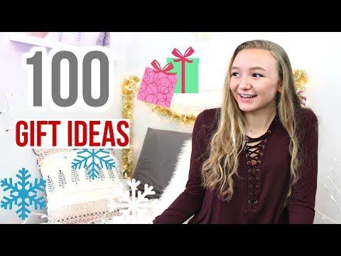 100 CHRISTMAS GIFT IDEAS 2017!