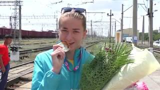 Мария Овчинникова вернулась с чемпионата Азии.