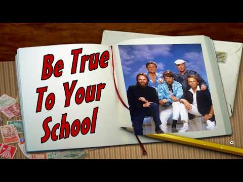 BE TRUE TO YOUR SCHOOL--THE BEACH BOYS (NEW ENHANCED VERSION) 720P Mp3