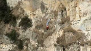 Bungee Jump Gaucho na Nova Zelandia