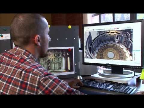 God of War 3 Bonus Features - Environment Art [SCE Santa Monica Studio Development Diary]