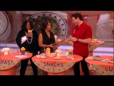 "Rocco DiSpirito ""The Pound a Day Diet"" Weight Loss"