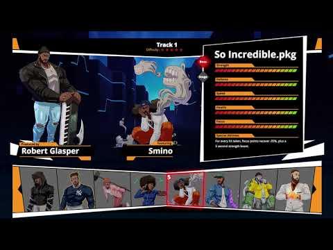 Denzel Curry - So.Incredible (Robert Glasper Version ft. Smino)