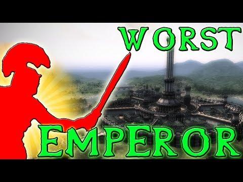 The Story of Tamriel's Worst Emperor - Elder Scrolls Lore