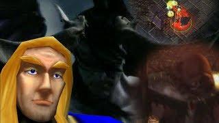 Warcraft 3 sonaría algo así con un redoblaje