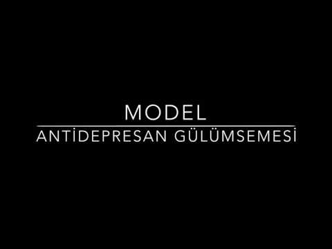 MODEL - Antidepresan Gülümsemesi - Lyrics