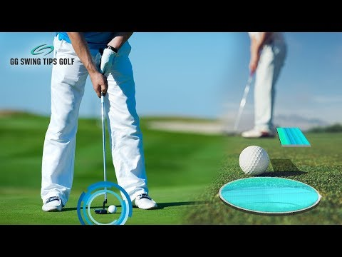 PGA Golf Tips For Putting Stroke Perfection