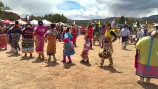Powwow Jemez Pueblo part 2