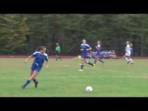 Girls Varsity Soccer West Boylston v. Tahanto 10.06.17
