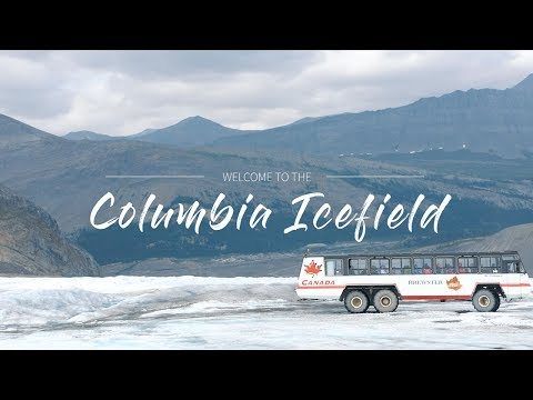 Welcome to the Columbia Icefield