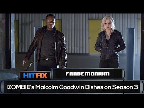 iZombie s Malcolm Goodwin Dishes on Season 3    DEMONIUM