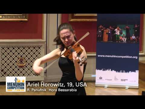 Ariel Horowitz, 19, USA