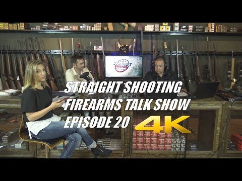 Remington 870 Tactical  Fix NICS Background Checks Bill, Straight Shooting Episode 20