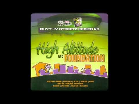 HIGH ALTITUDE RIDDIM MIX (2006)