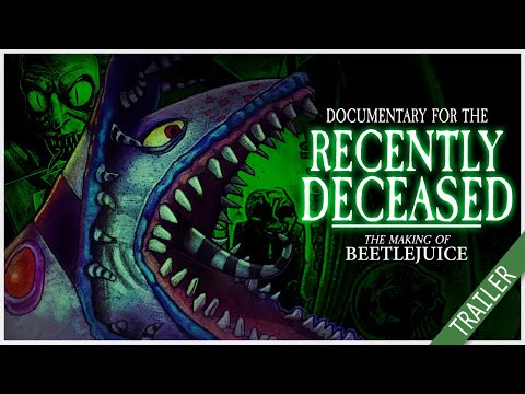 Documentary For The Recently Deceased : The Making Of BEETLEJUICE - TRAILER