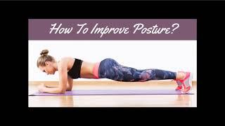Module 4 - Posture Matters