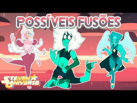 Steven Universe - Possible Fusions (Fan Fusions) #10