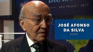 José Afonso da Silva | Jurista