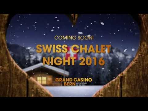 Trailer Swiss Chalet Night 2016 im Grand Casino Bern