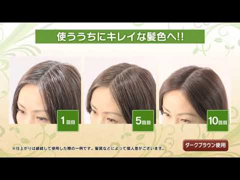 日本利尻昆布 白髮專用染髮護色二合一洗髮精