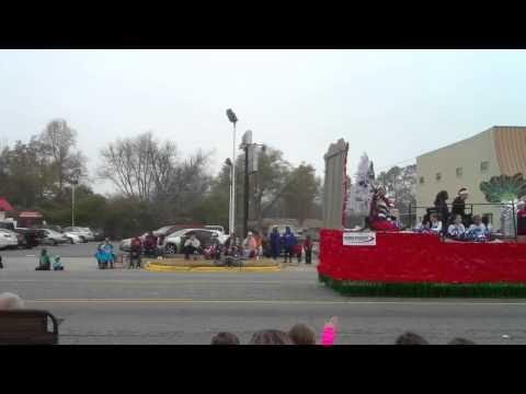 2014 Warner Robins Christmas Parade