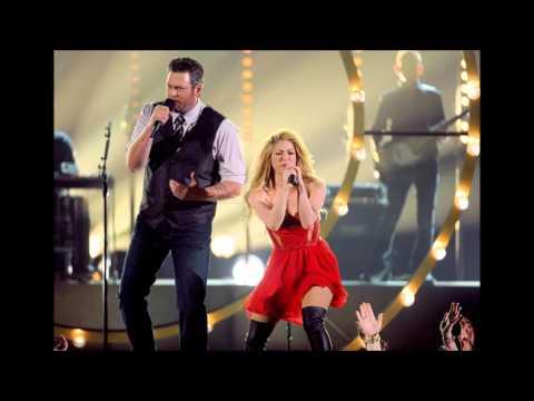 Shakira - Medicine ft. Blake Shelton (Lyric)