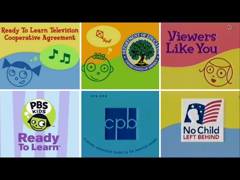 PBS Kids Funding Bumper Compilation