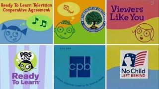 PBS Kids Funding Bumper Compilation