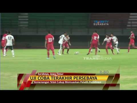 Persebaya Pesta Gol 6-0