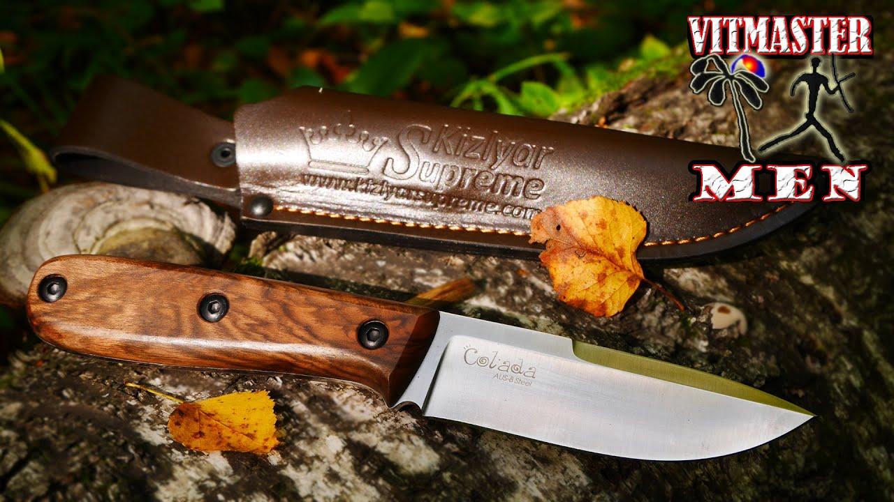 Мой первый Кизляр | Нож Кизляр Сова | Очень хороший бюджетный нож .