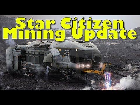 Star Citizen | Mining Updates & Tier 0