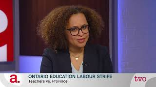 Ontario Education Labour Strife