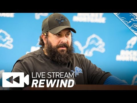Matt Patricia on preparing to face Vikings