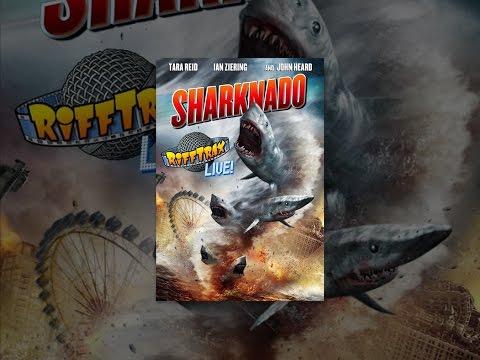Sharknado: Rifftrax Live