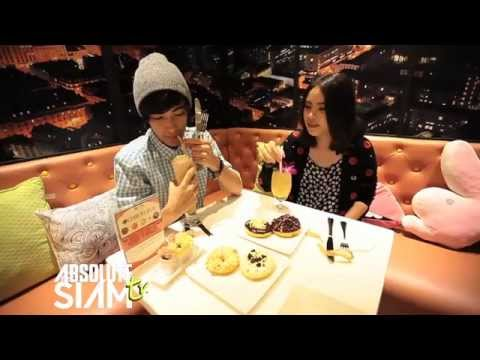 Absolute Siam TV EP.91 Food for Thought ชาช่า และ เนตั้น รามณรงค์