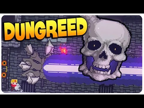 Dungreed Game - Rogue Legacy meets LIVING DUNGEON! | Dungreed Gameplay