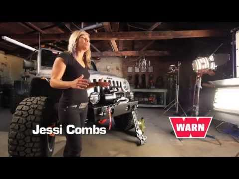 WARN™ AEV Brute Project Build with Jessi Combs