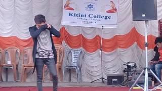 Kitini college //suna saili suna saile new nepali song