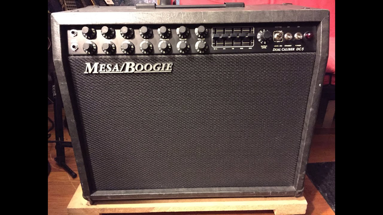Mesa Boogie Dc 5 Mods
