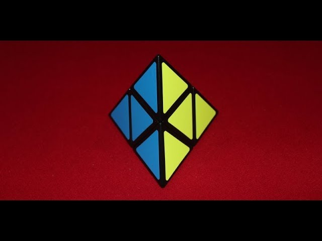 2x2 Pyraminx Solve Youtube