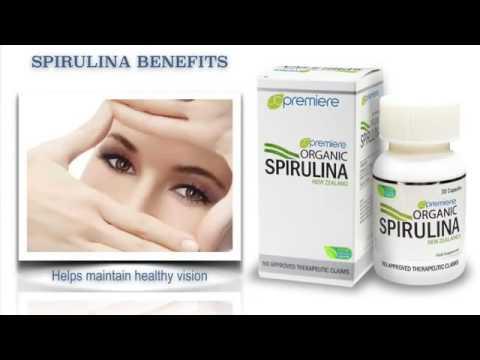 JC Organic Spirulina Capsule