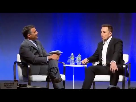 2018 Elon Musk interview (Discusses Tesla, Space X, and New AI Technologies)