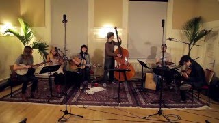 The Berklee Joni Mitchell Ensemble performs Chinese Cafe by Joni Mitchell