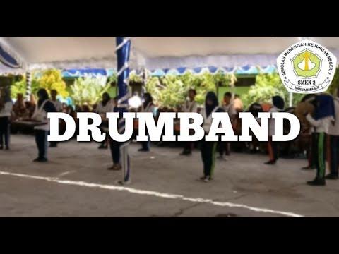 DRUMBAND Smkn 2 Banjarmasin - PLS 15 Juli 2017