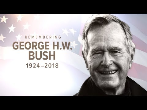 LIVE: George H.W. Bush funeral service at National Cathedral in D.C.