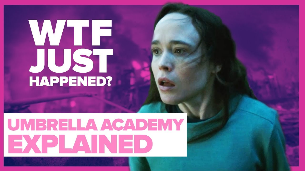Netflix's The Umbrella Academy EXPLAINED & Season 2 Theories