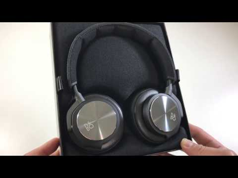 B&O BeoPlay H6 (2nd gen) Headphones Unboxing