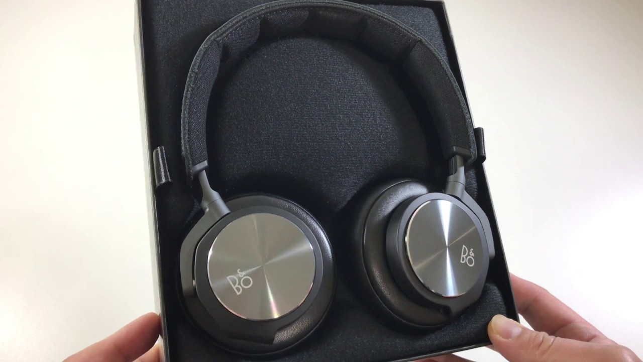 B O BeoPlay H6 (2nd gen) Headphones Unboxing - YouTube 17d72c972d