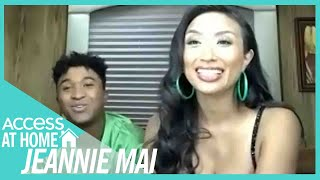 Jeannie Mai Raves Over 'DWTS' Skai Jackson & AJ McLean
