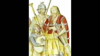 Ancient,Medieval en renaissance Irish faces. Music from Strings & S...